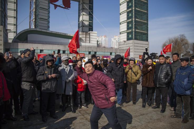 China's anti-South Korea protests