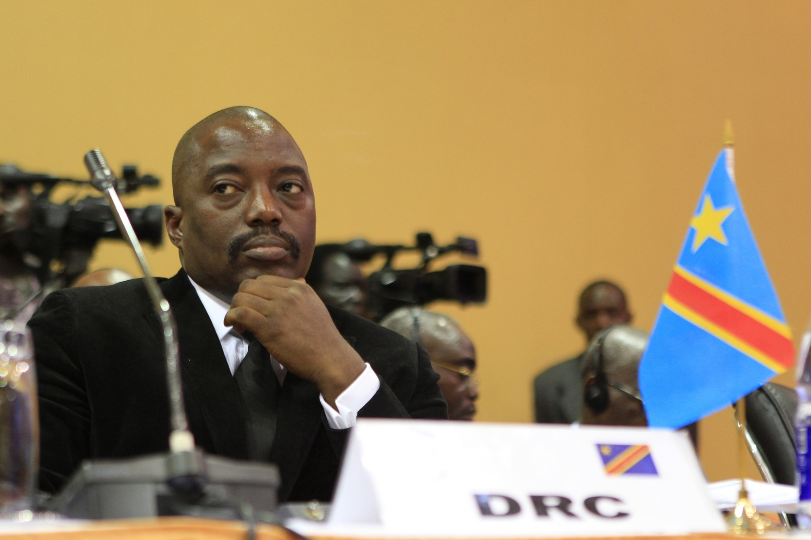 DRC: President Joseph Kabila 'has not respected accord' with new government