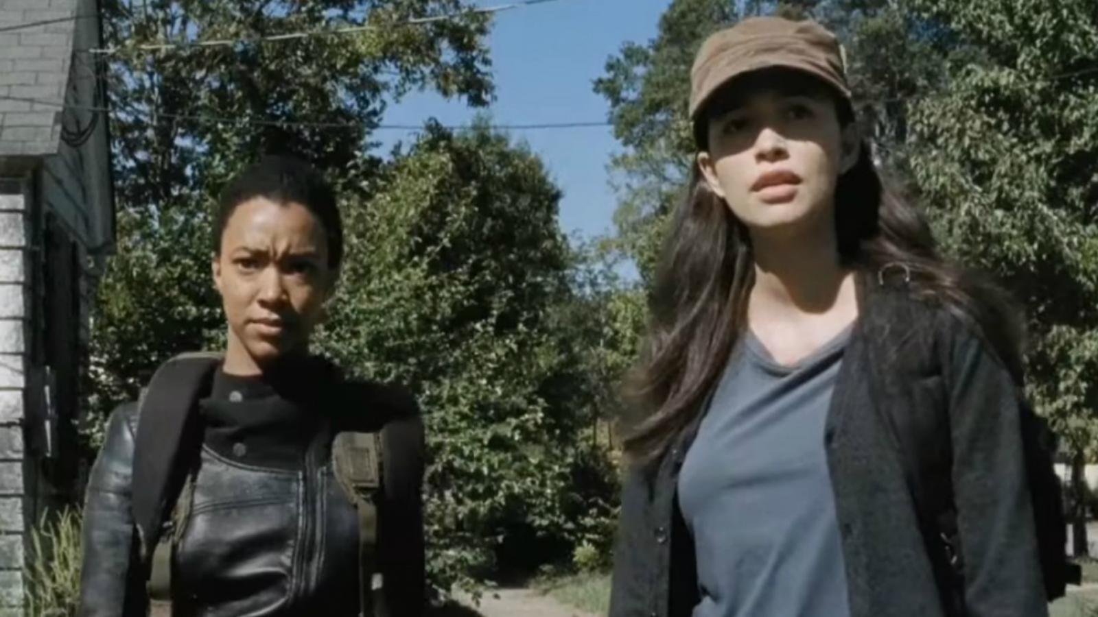 'The Walking Dead': [SPOILER] Comes Out As Gay To Maggie