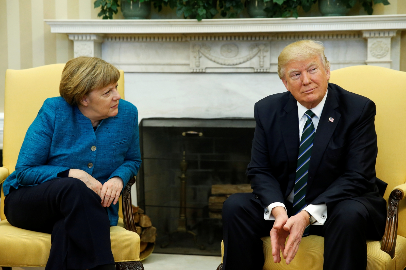 Germans Are Finally Uniting-Around Hating Donald Trump