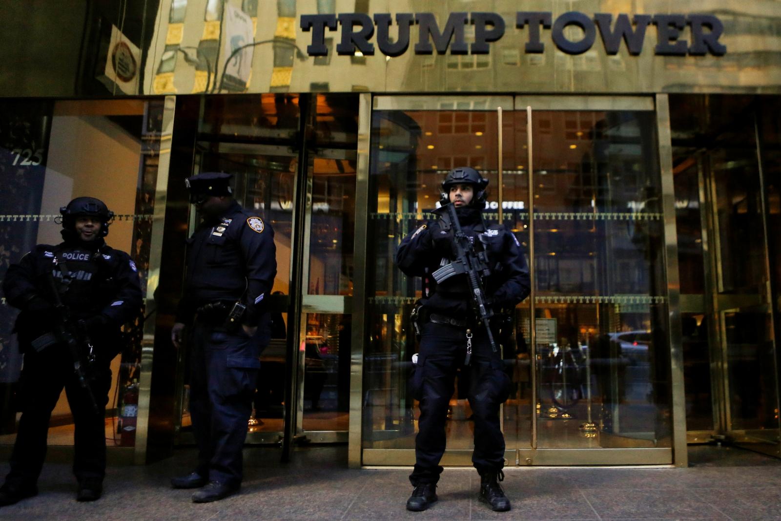 secret service trump