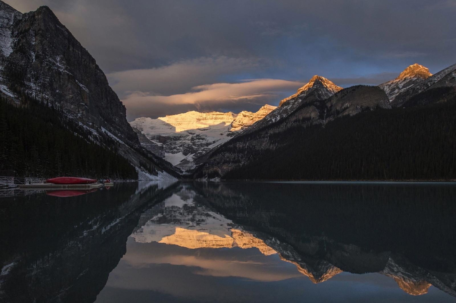 Lake Louise at Banff National Park