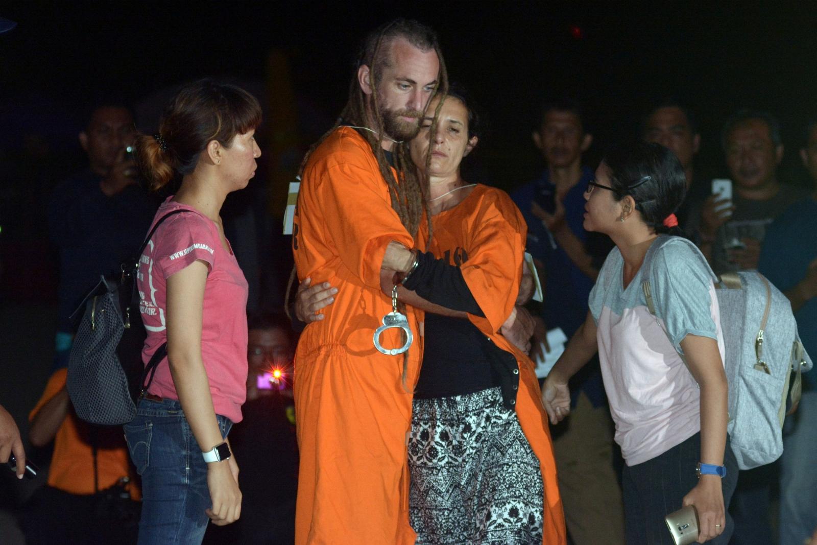 Bali police officer killing