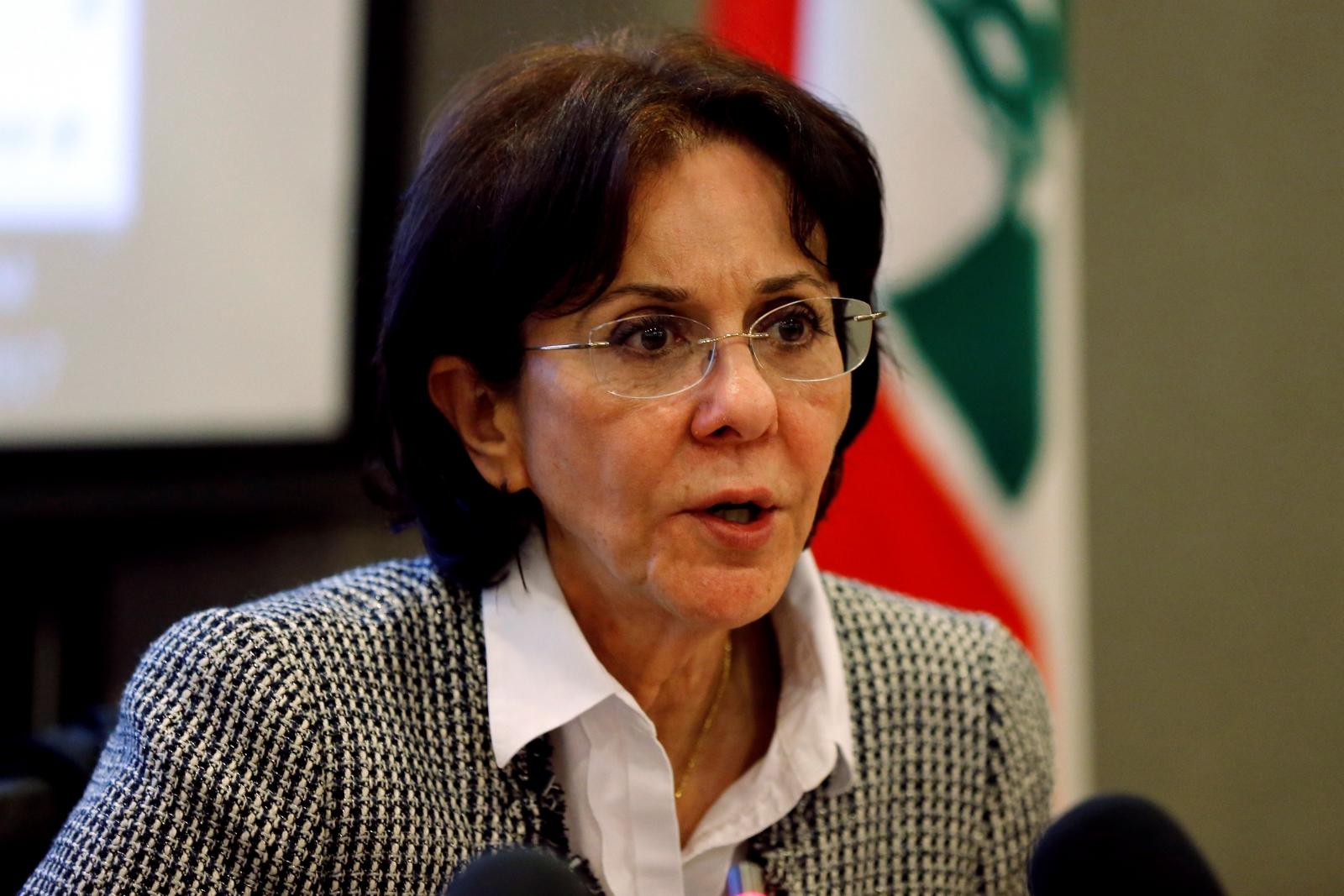 ESCWA Executive Secretary Rima Khalaf