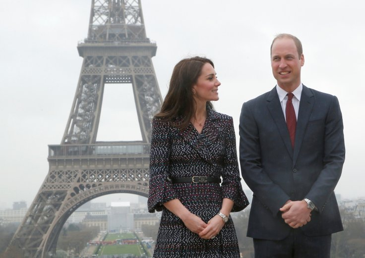 Duke and Dutchess of Cambridge