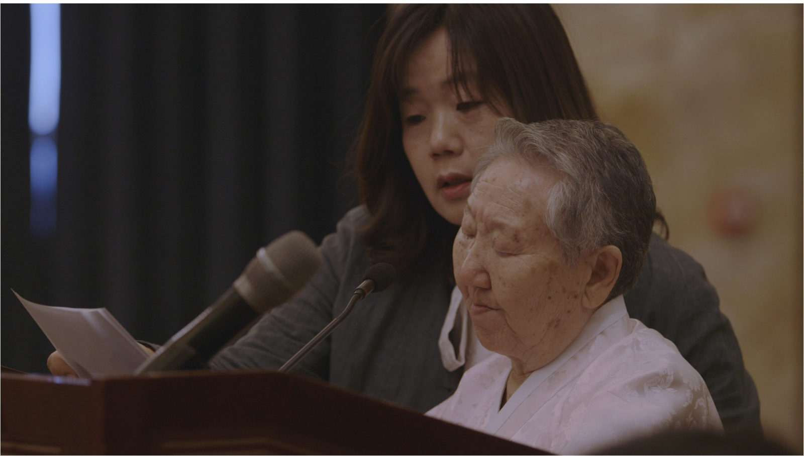 First-hand testimony from 'comfort women' who were raped by Japanese soldiers in World War Two