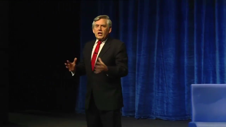 Gordon Brown proposes 'third option' for Scotland's proposed independence referendum