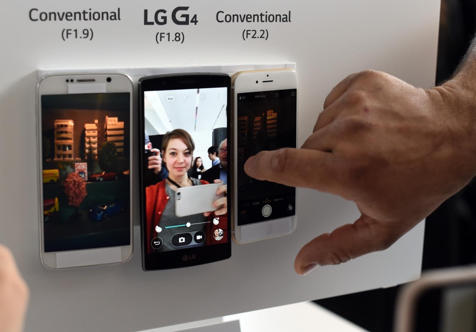 LG G4 bootloop issue