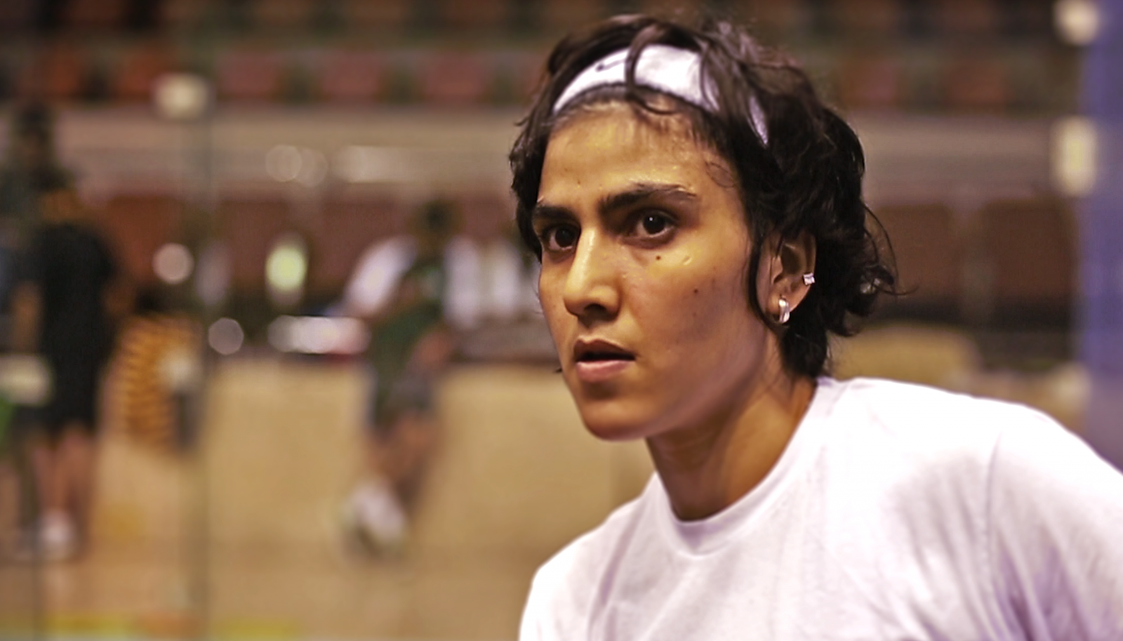 Maria Toorpakai defied death threats from the Taliban to become the number one female squash player in Pakistan