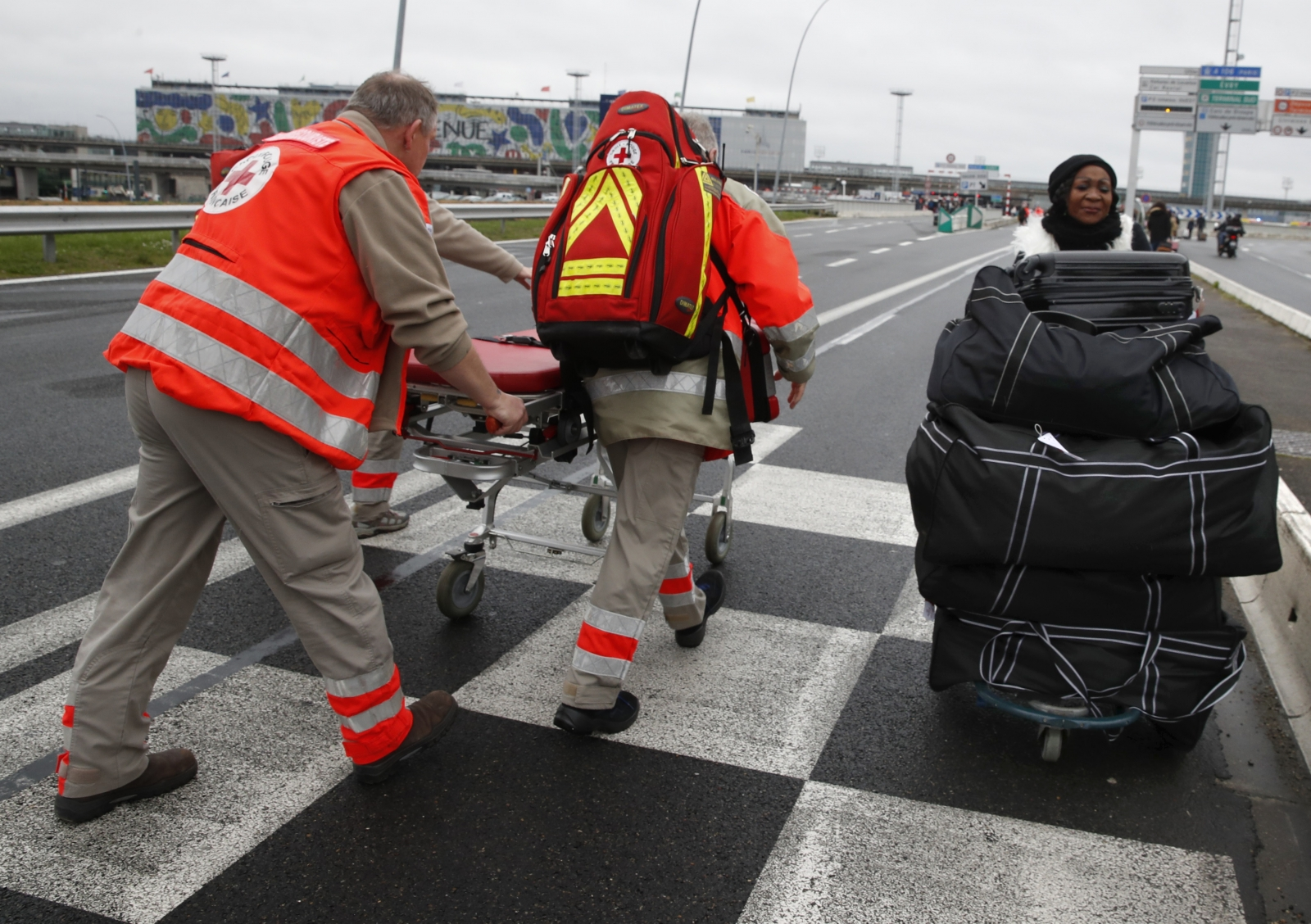 Orly airport attack