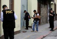 Guatemala prison riot