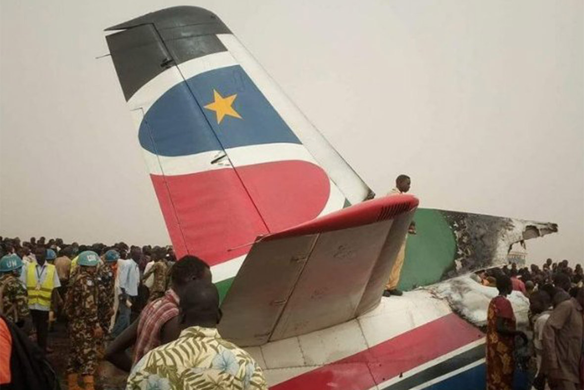 Wau plane crash