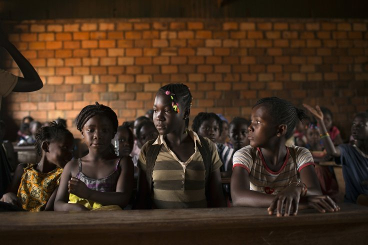 School in the Central African Republic