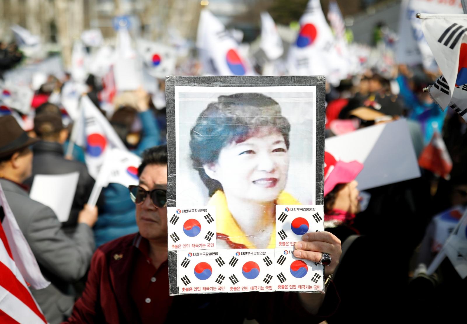 South Korea Park Geun-hye