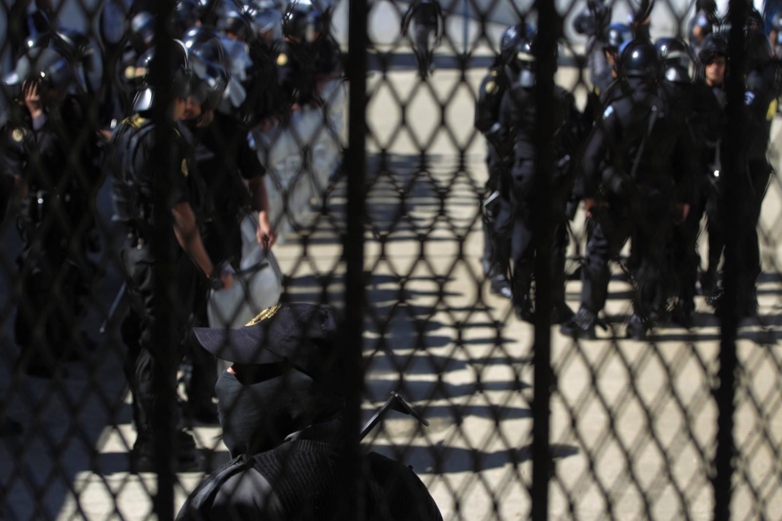 Guatemala prison