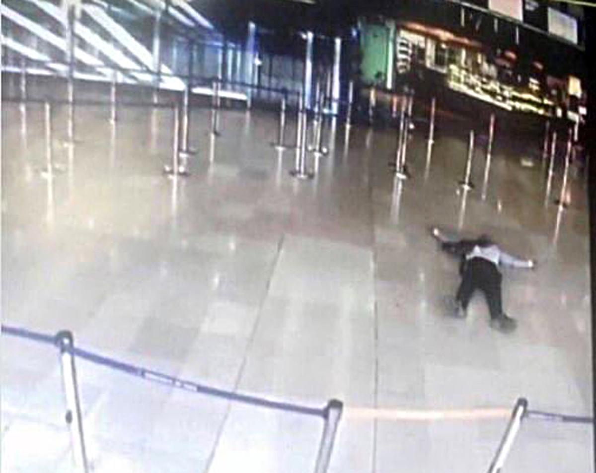 Orly airport atack