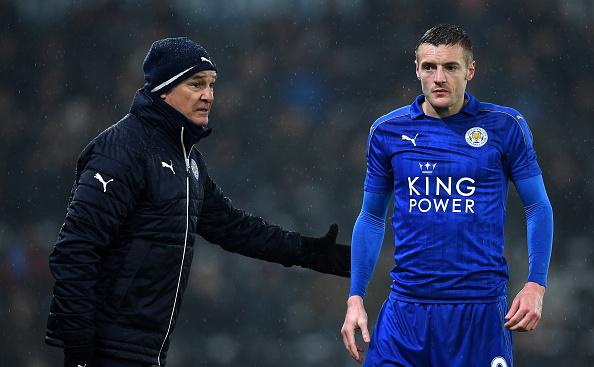 Ranieri and Vardy