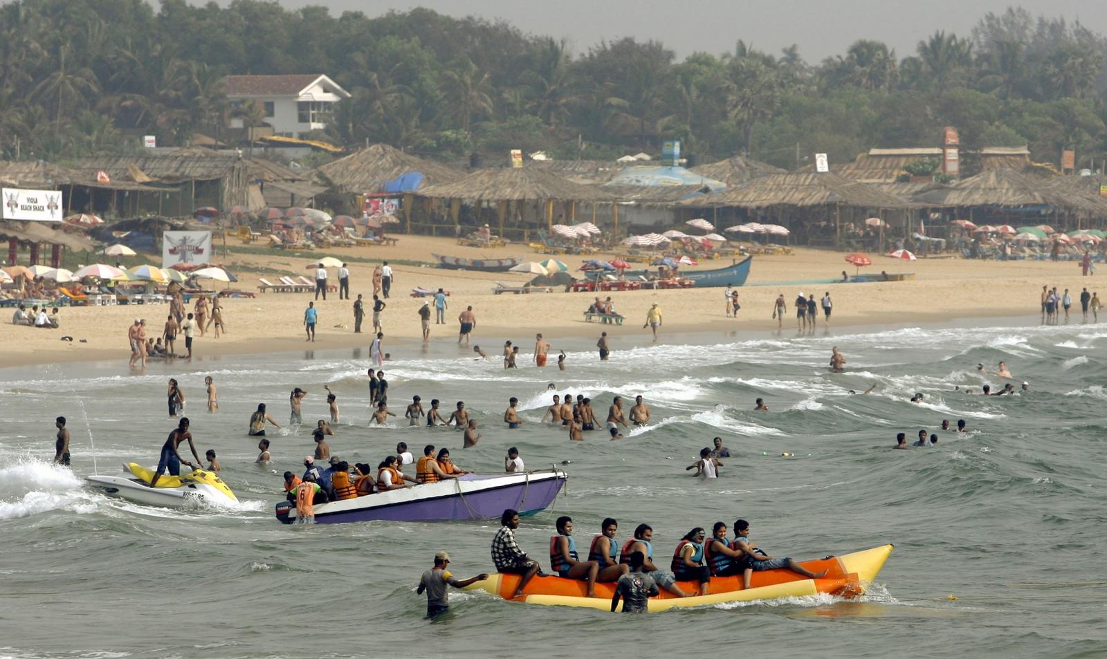 Goa British-Irish tourist murder