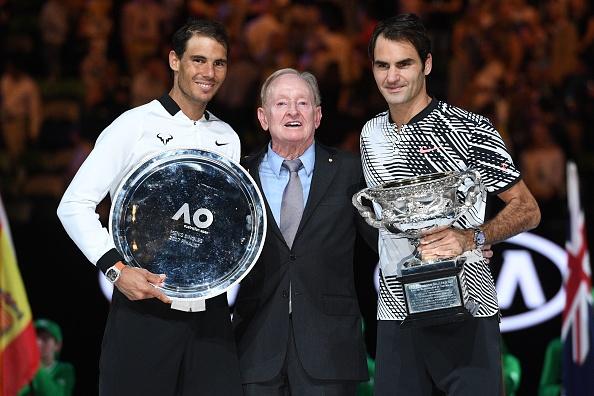 Rafael Nadal-Roger Federer