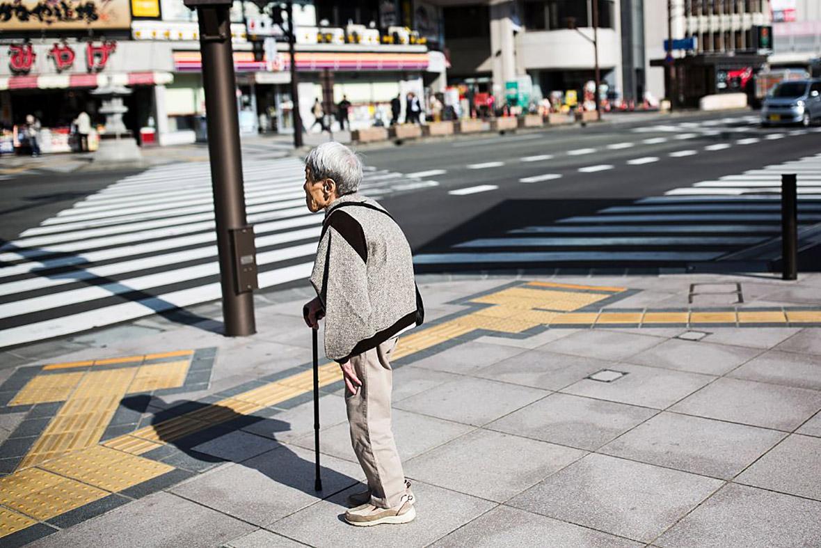 Elderly, Japan