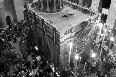 Edicule Church Holy Sepulchre Jerusalem