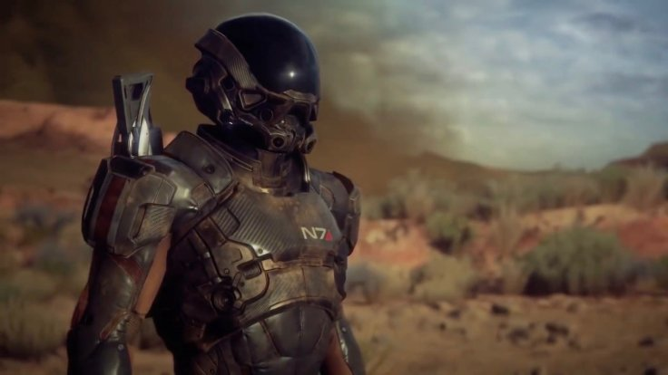 N7 Armor Mass Effect Andromeda: Mass Effect Andromeda Guide: Where To Find Shepard's N7