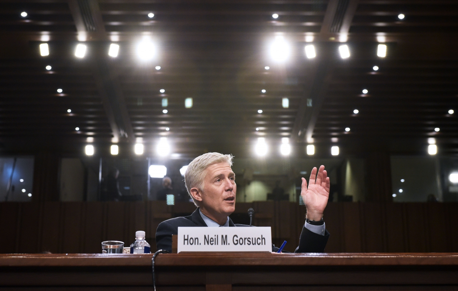 Neil Gorsuch's Senate Hearing