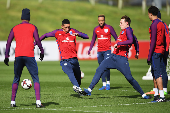 England look to gain momentum off Germany match