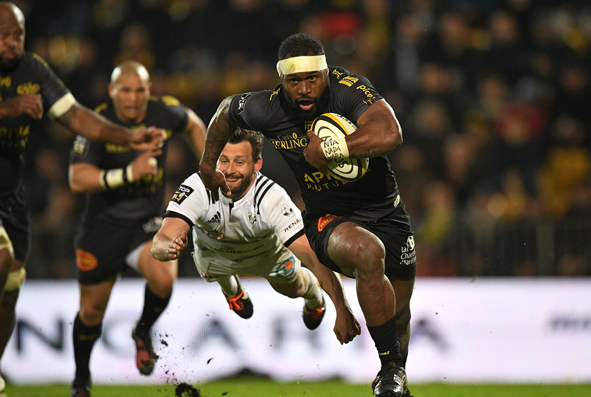 French Top 14 rugby union