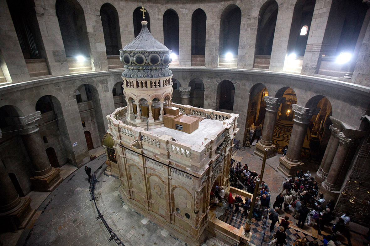 How Old Is The Tomb Of Jesus Christ Scientists Reveal Its
