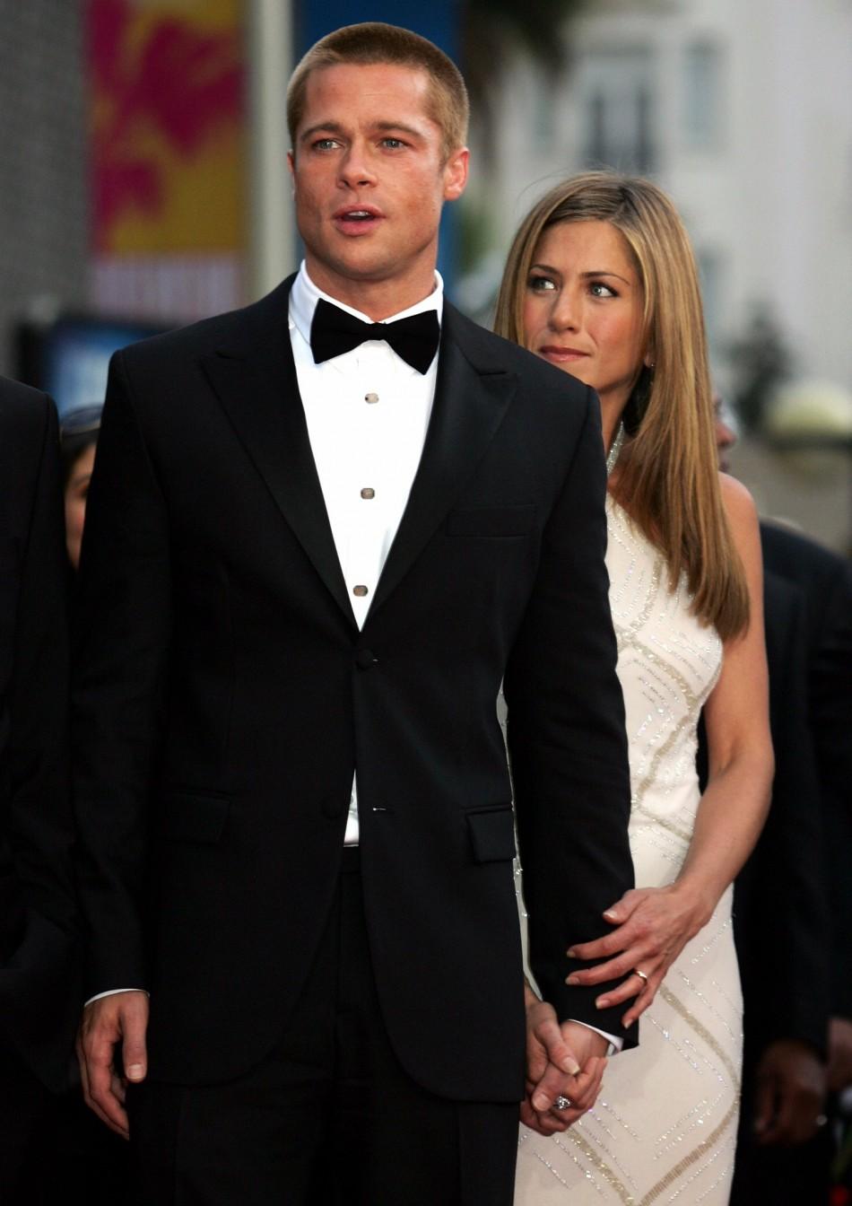 Brad Talks About His Divorce With Jennifer
