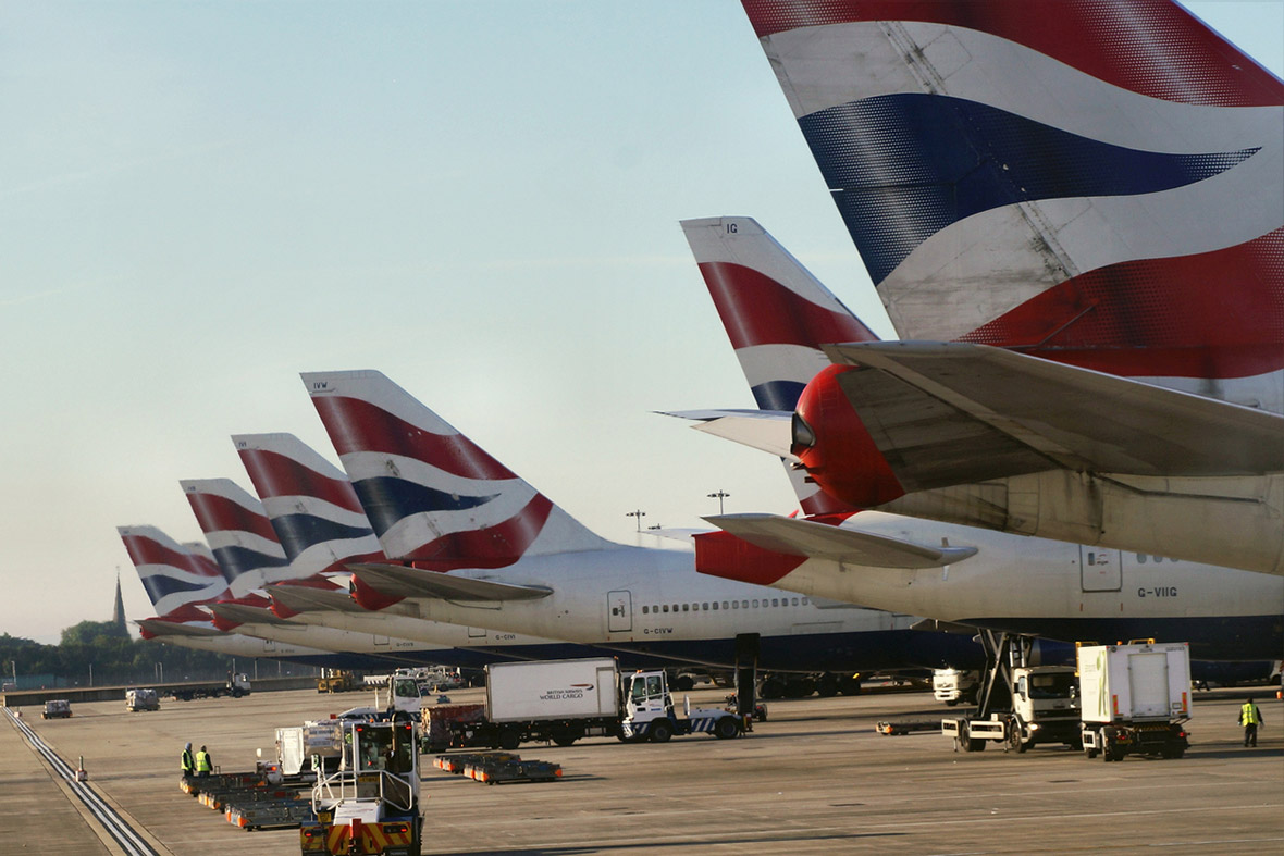 Uk based airlines