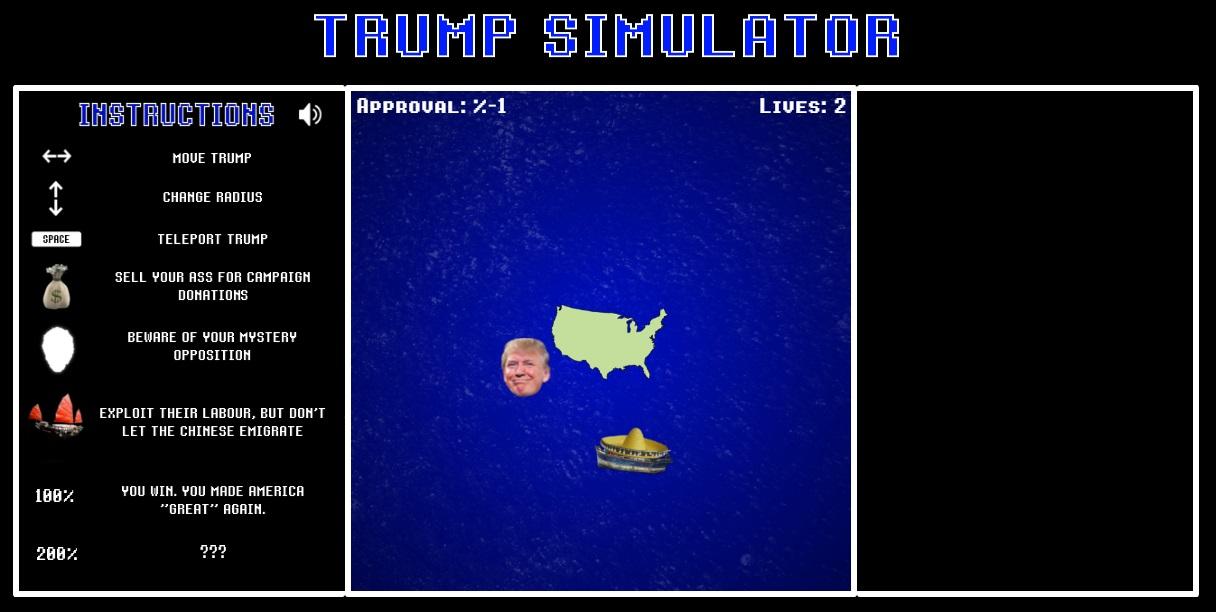 Trump Simulator