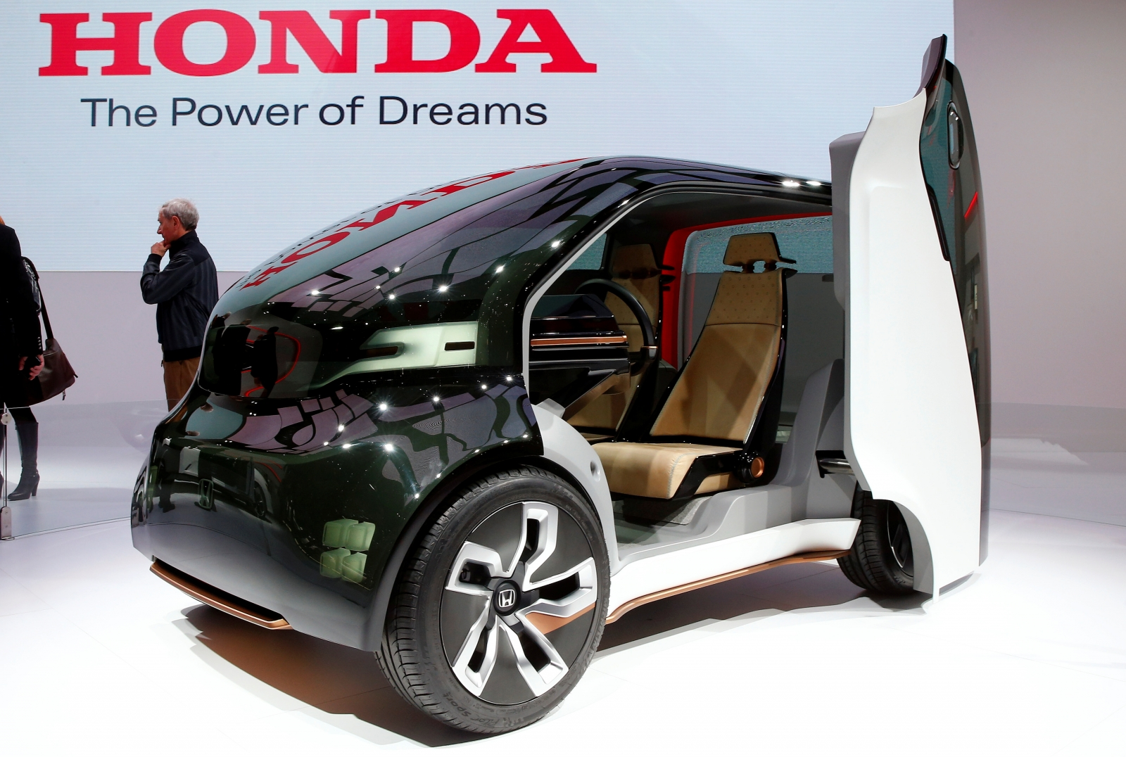 Honda Neuv concept car
