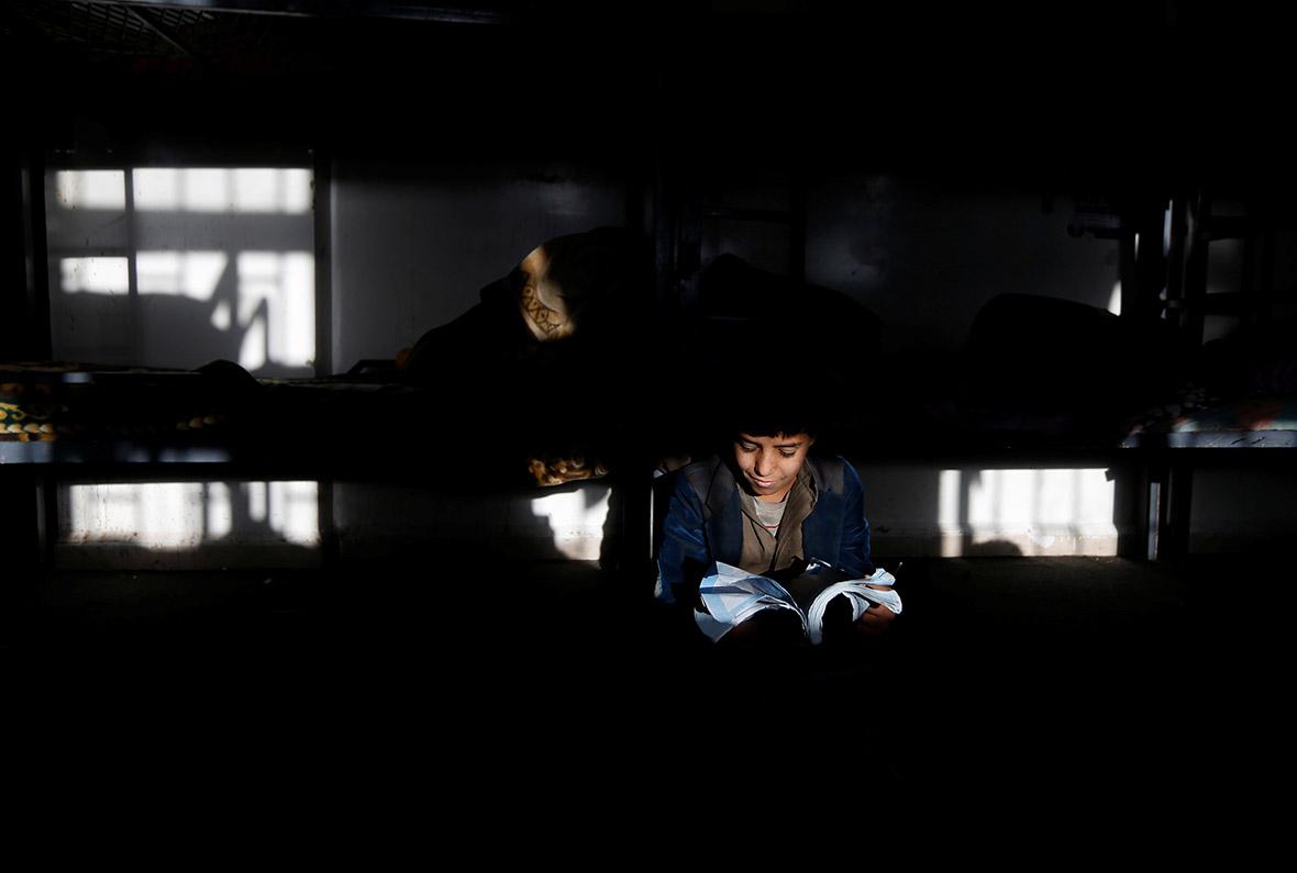 Yemen orphanage