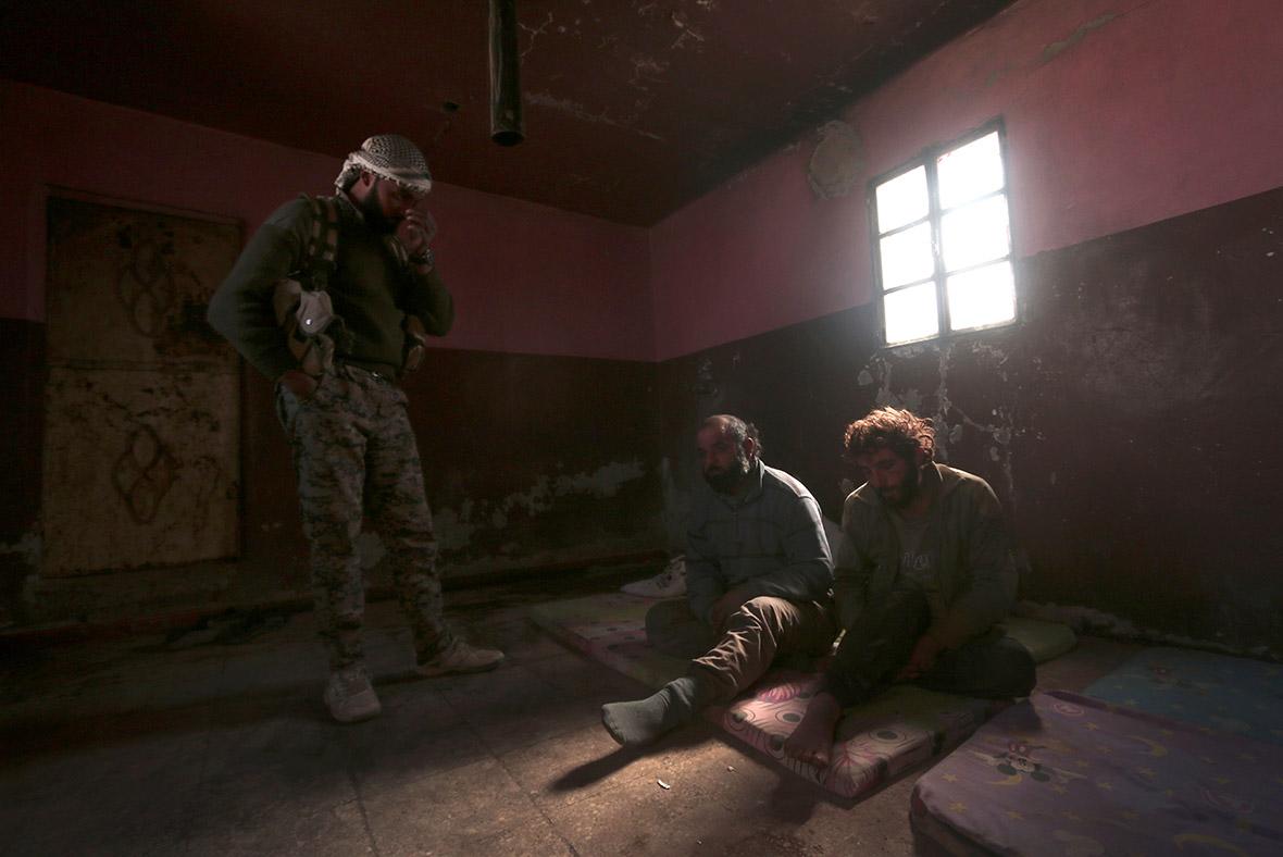 Islamic State Isis Daesh Syria