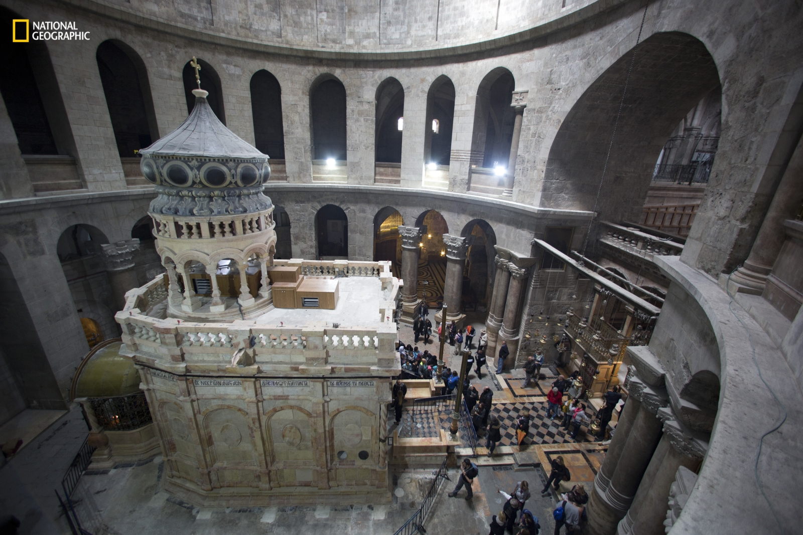 Tomb of Christ