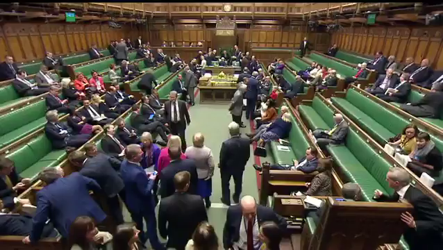 Deputy speaker suspends the House of Commons after UK Parliament shooting