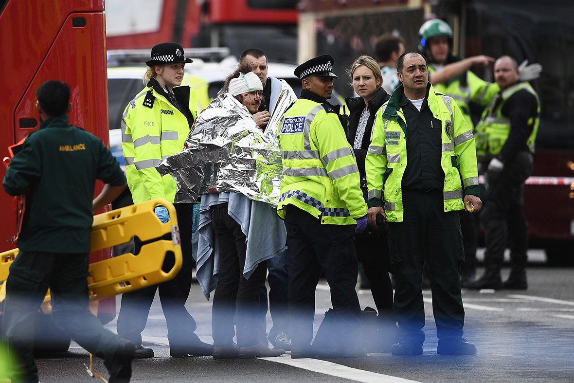 Westminster terror attack: Stabbed policeman dies after ...