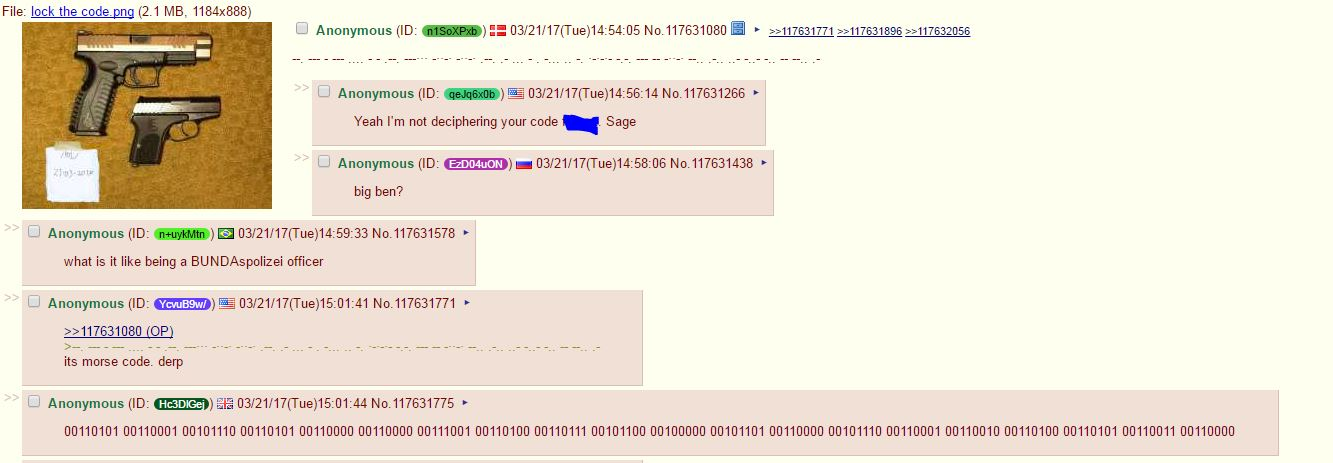 Westminster London terror attack 4Chan