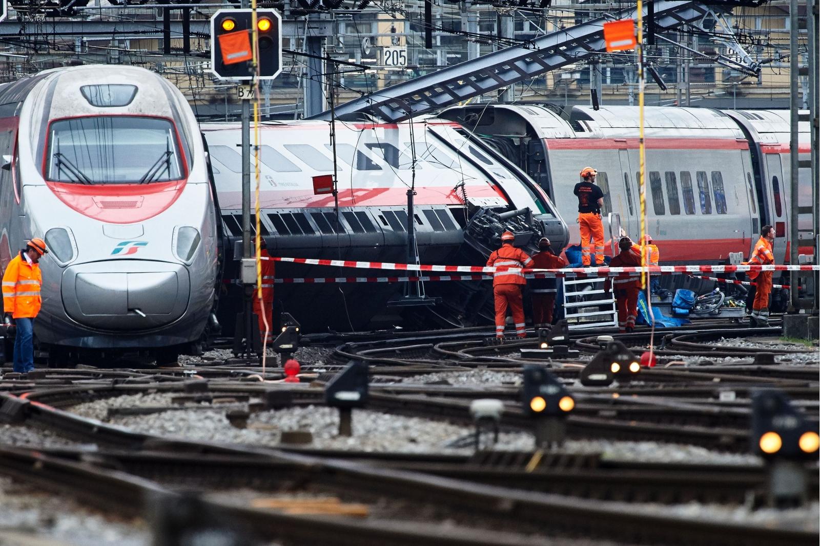 Lucerne train derailment
