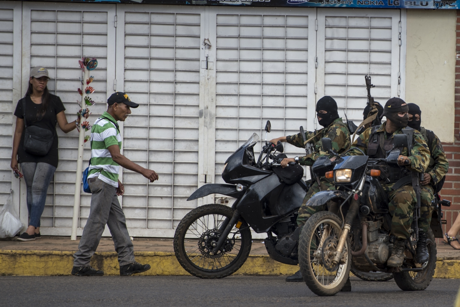 Venezuela soldiers