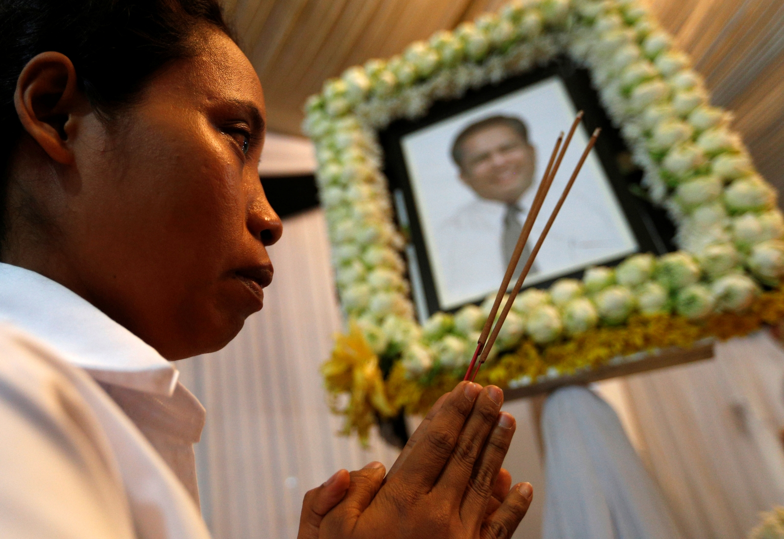 Cambodian court jails man for killing government critic