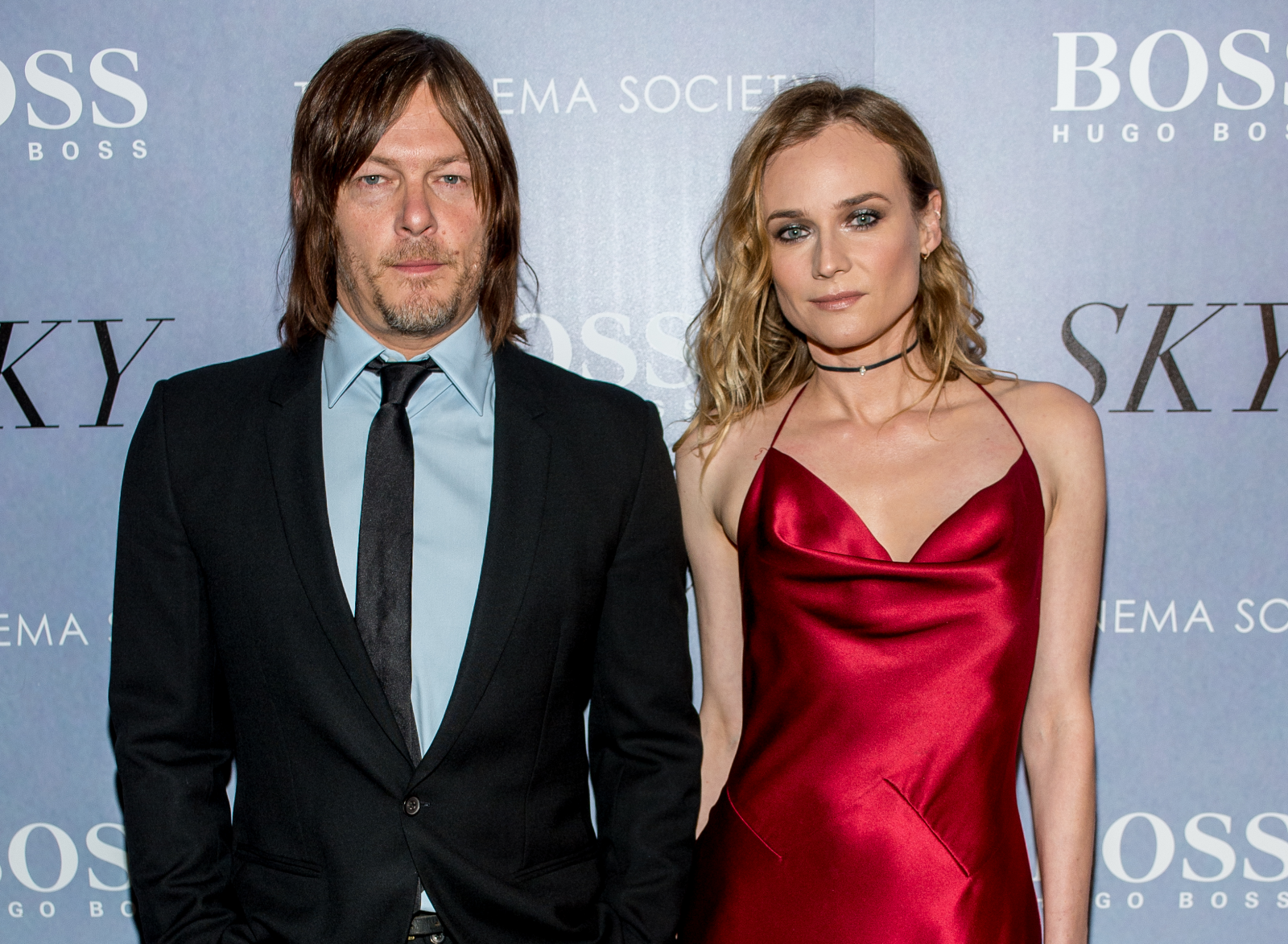 diane kruger and norman reedus - 940×600