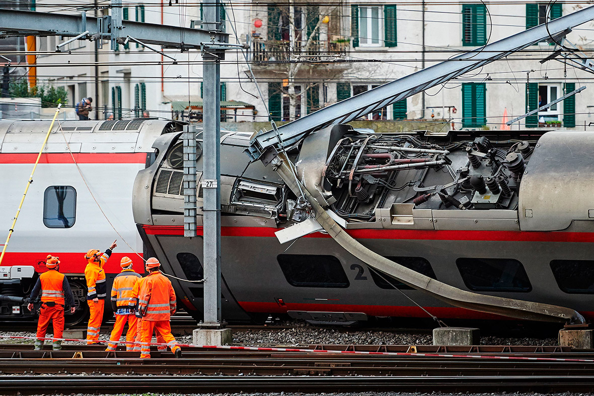 Lucerne train crash