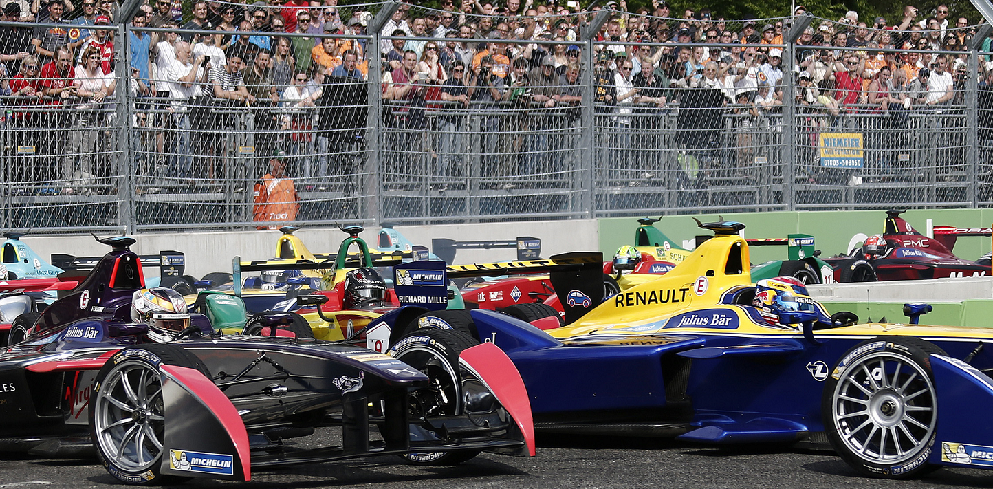 Formula E Berlin