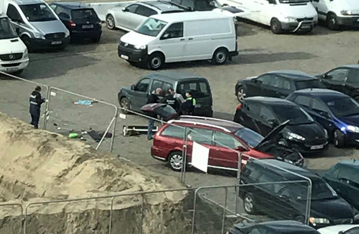 Antwerp car