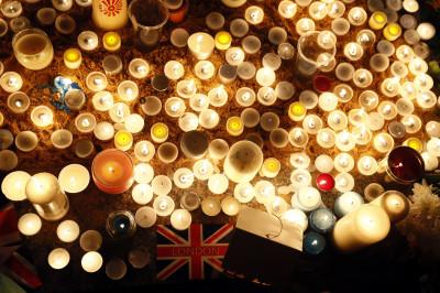 Trafalgar Square vigil