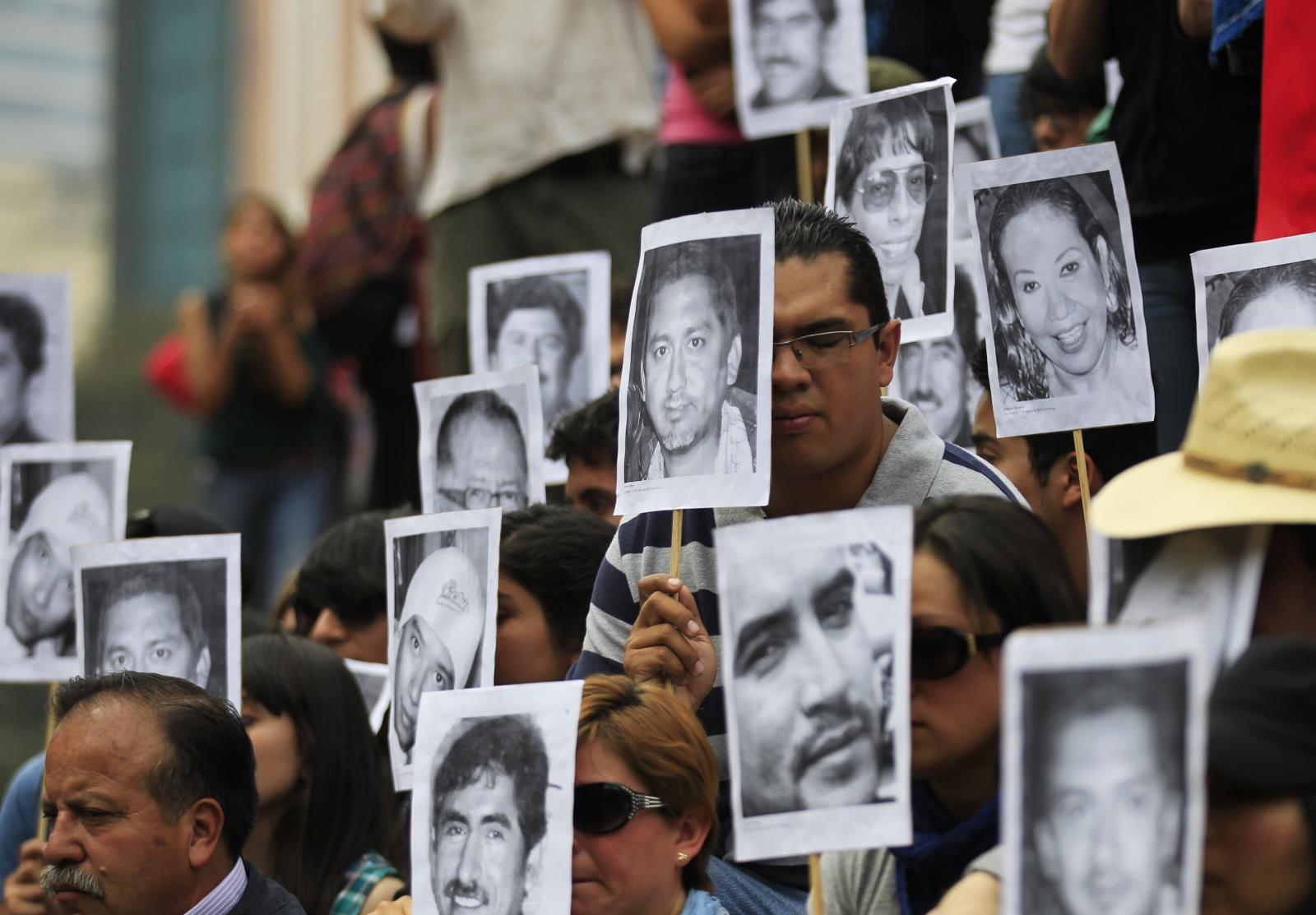 Journalists killed