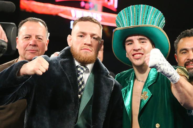 McGregor and Conlan